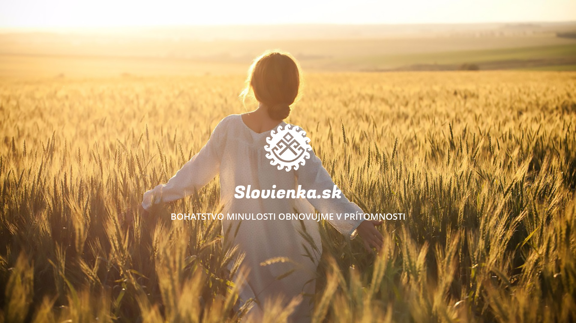 Slovienka, slovanka, slovenská žena