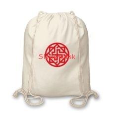 Vrecká na chrbát - Slovanské symboly