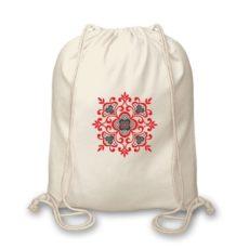 Vrecká na chrbát – ostatné vzory