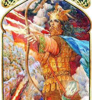 Slovanská mytológia – Ako sa Boh Veles dostal do podsvetia (NAV)