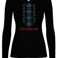 DLHE-TRICKO-Zena-Čierne-Modra-modra_slovienka.sk