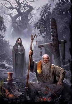 Slovienskí predkovia v noci na 1.novembra slávili Velesovu noc