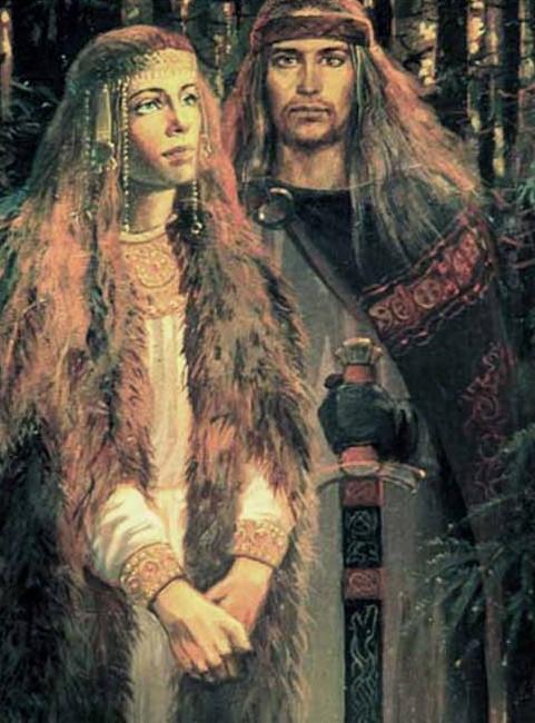Muž a žena spolu - oprime sa o svoj ROD - POZVÁNKA
