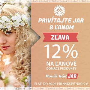 Lanove produkty zlava jarna slovienka.sk