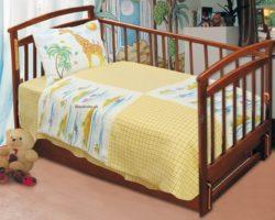 Ľanová posteľná bielizeň pre deti